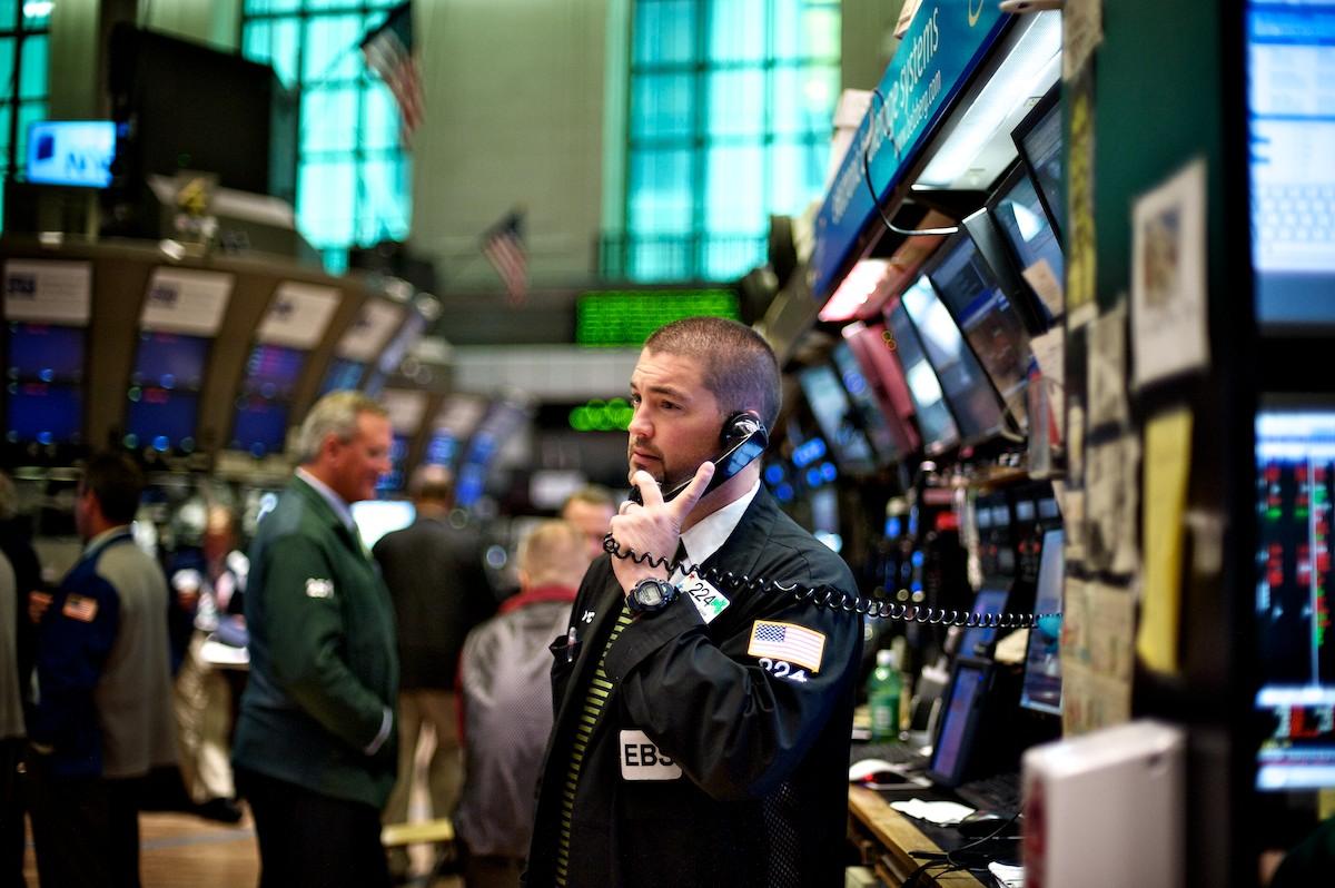 New York Stock Exchange visit