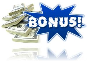 Le bonus en option binaire